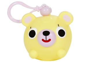 Yellow Jabber Ball Bear Jr Squeak Toy Figure