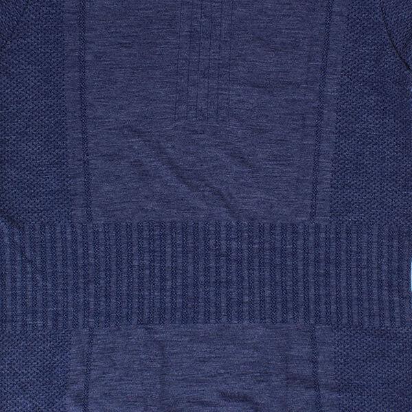 adidas Damen adistar Wool Primeknit Short Sleeve Shirt Laufshirt Sportshirt warm