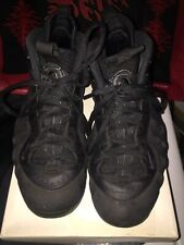 quality design a5bce a7385 item 2 Mens Nike Air Foamposite Triple Black Suede Size 9.5 Beaters! Poor  Condition -Mens Nike Air Foamposite Triple Black Suede Size 9.5 Beaters!