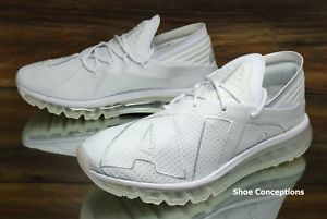 Nike Air Max Flair White Pure Platinum 942236-100 Men's Shoes Multi Size