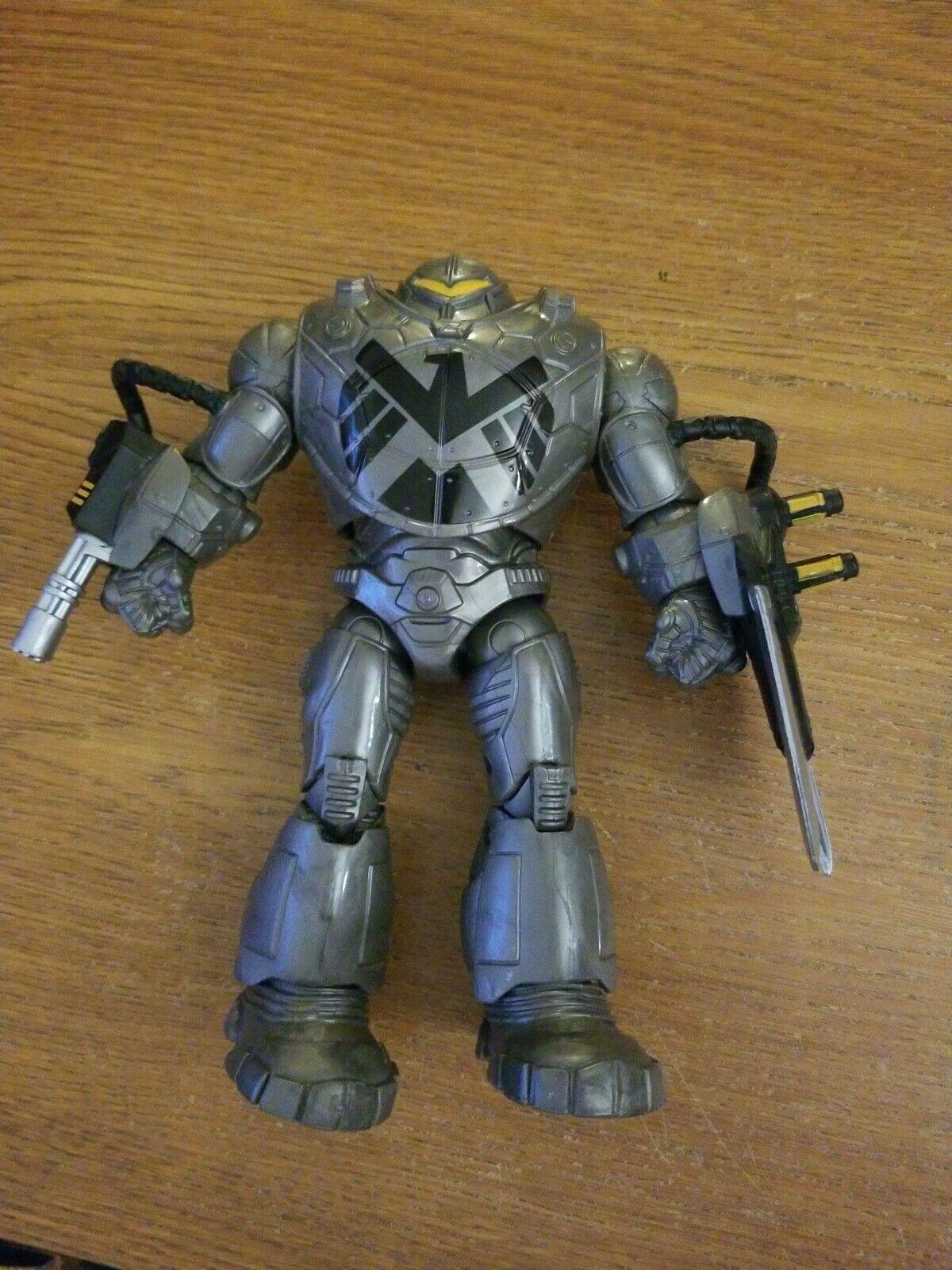 Onda Marvel Leyendas Escudo humanoide Baf Completo Figura De Acción Hasbro