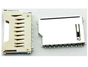 Socket-slot-connecteur-a-souder-pour-carte-SD-Card-Slot-Socket-solder-connector