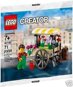LEGO-CREATOR-40140-Blumenstand-mit-Verkaeufer