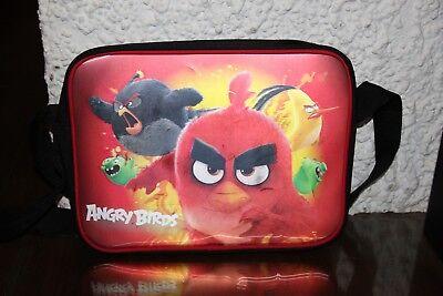 EntrüCkung Schwarze Angry Birds Umhängetasche 3d Neu BerüHmt FüR AusgewäHlte Materialien, Neuartige Designs, Herrliche Farben Und Exquisite Verarbeitung