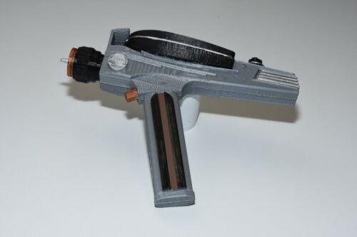 """Star Trek """"Original"""" Phaser Pistol prop kit cos Play"""