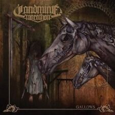 LANDMINE MARATHON - GALLOWS  CD 8 TRACKS NEU