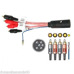 Amplificado-CABLEADO-Adaptador-Para-Volvo-C70-S40