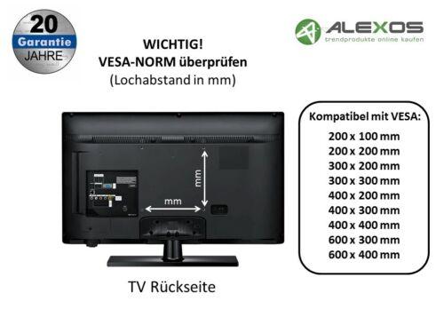 TV Wandhalterung A158 Halter für PHILIPS 34 39 40 43 49 60 65 70 Zoll Fernseher