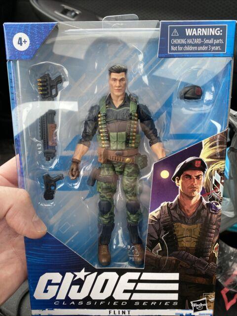 Hasbro GI Joe Flint 6 inch Action Figure - F0966 #26 Classified