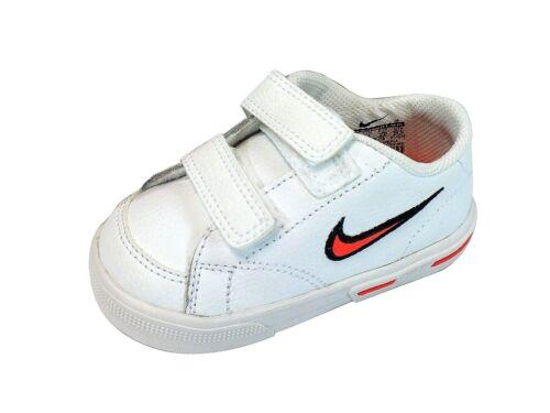 Nike CAPRI 2010 TDV Babyschuhe Leder 401968 Weiss 119