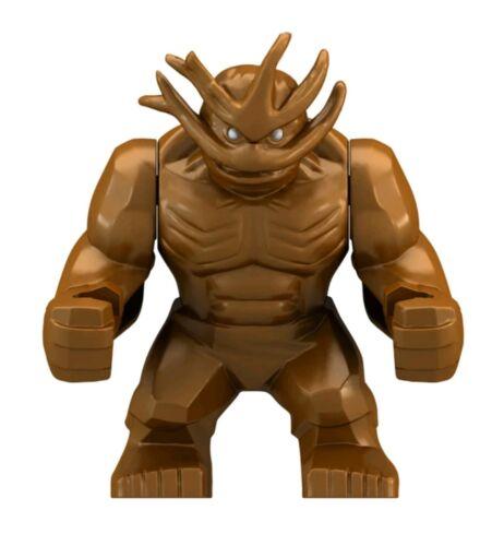 Marvel Universe BIG SIZE King Groot! Custom Mini fig!!