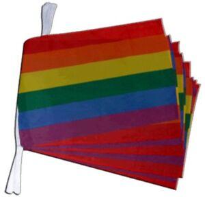 Fahnenkette Flaggenkette Girlande Kuba Fahnen Flaggen 15x22cm