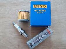 Honda TRX450R TRX450ER TRX 450R 450ER Tune Up Kit Oil Filter Iridium Spark Plug
