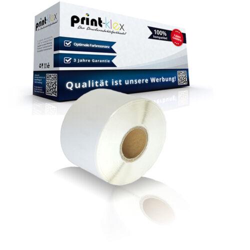 Drucker Etiketten für Dymo 99019 Labelwriter 310 320 330 400 450 Turbo Series