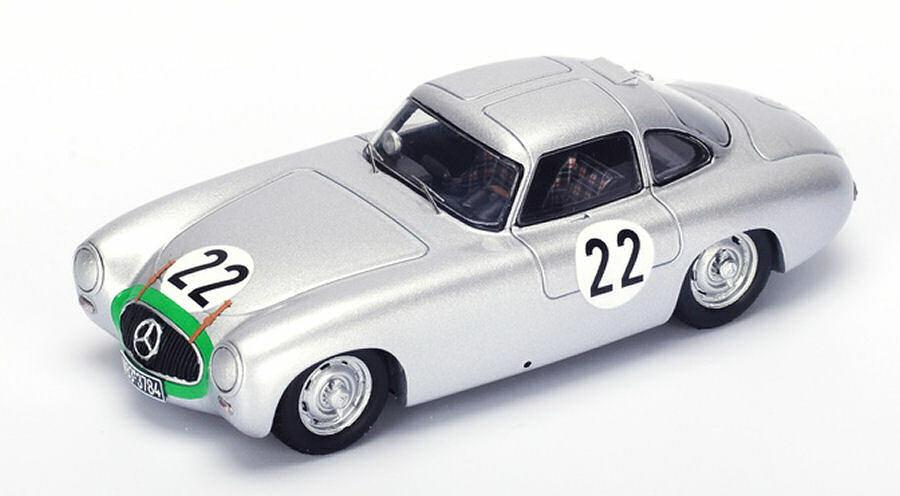 Mercedes 300sl  22 nfd  lm 1952 k. kling H. klenk 1 43 model s4409 spark model  livraison éclair