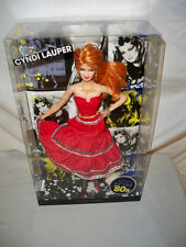 Barbie Cyndi Lauper Doll NRFB Ladies of the 80's Barbie Cyndi Lauper Doll NRFB