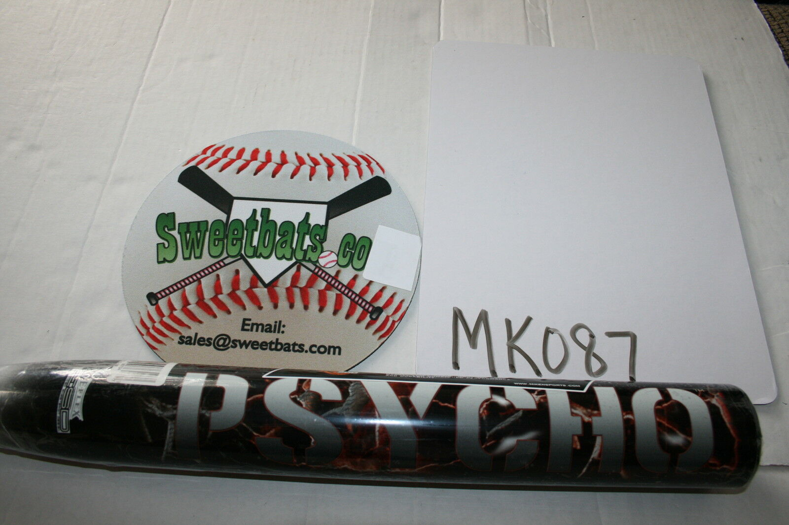 New 2011 Miken Psycho 2011 New Balanced Balance 34 28 MSPFU HOT softball bat 100mph + 30aa48