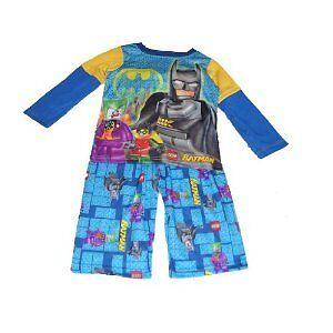 Lego Batman Riddler Pajamas Sleepwear Shirt Size 4