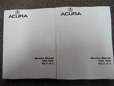 1993 Acura NSX Service Shop Repair Manual SET FACTORY N S X DEALERSHIP NEW 93