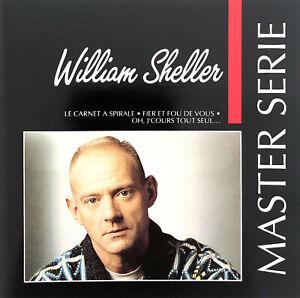 William-Sheller-CD-Master-Serie-France-M-VG