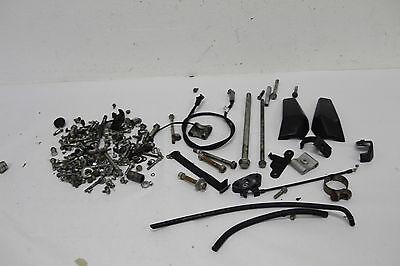 9/16 KTM 125 Duke ABS 2011- A1 Restteile Schrauben Abdeckung Halterung Dichtung
