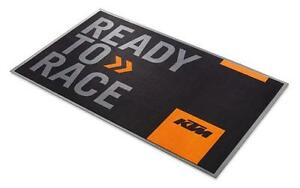 ktm ready to race service pit mat size approximately 3 3 x 5 6