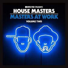 MASTERS AT WORK - HOUSE MASTERS: MASTERS AT WORK, VOL. 2 NEW CD