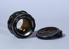 Super Takumar 55mm f/2 Prime Lens * M42