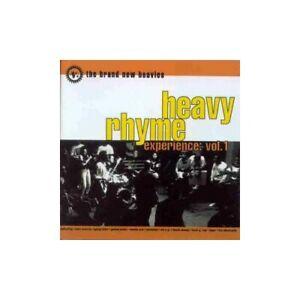Brand New Heavies - Brand New Heavies - Heavy Rhy... - Brand New Heavies CD GNVG