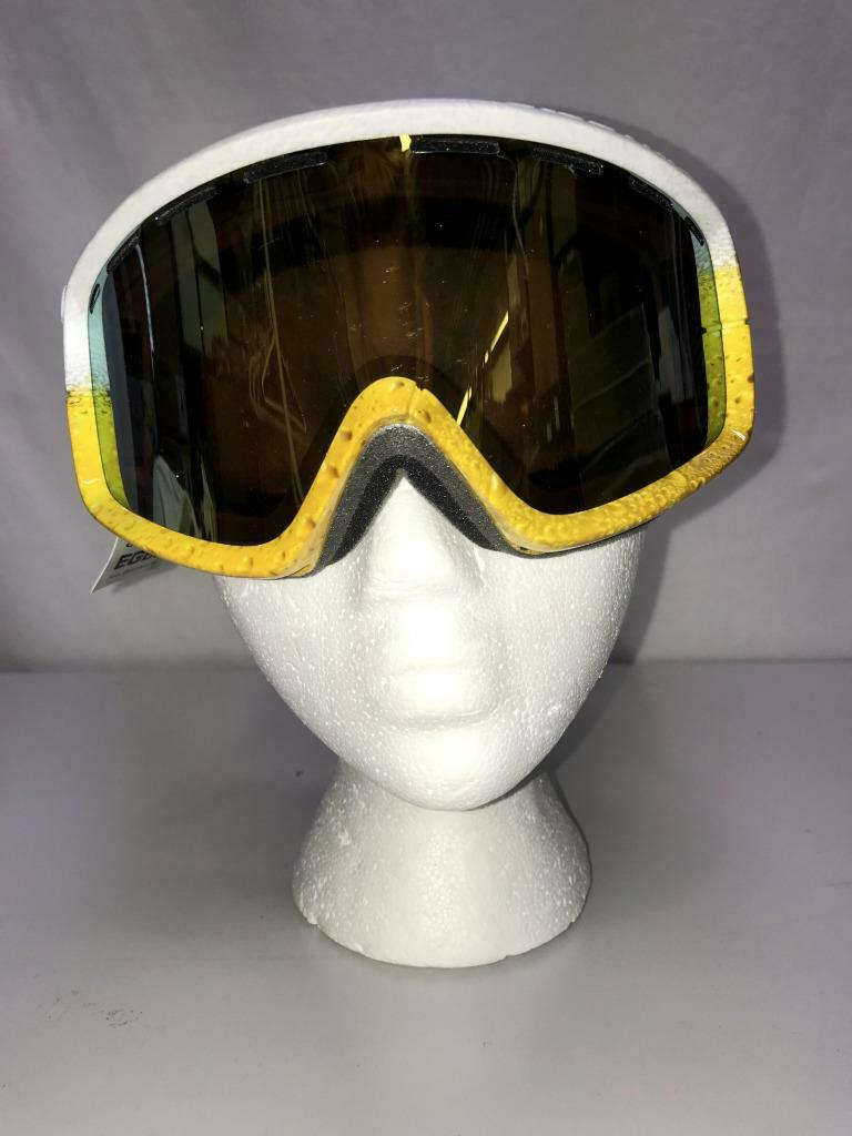 Electric EGb2 CAT.3 Lens Snow Ski Snowboard Goggle Beer Frame NEW