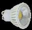 4-10-x-Non-Dimmable-DEL-5-W-GU10-Feux-Spot-Lumiere-jour-Blanc-Chaud-Ampoules