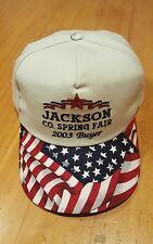 Jackson CO. Spring Fair 2003 buyer hat cap