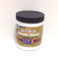 FINISH LINE BIKE BICYCLE CERAMIC GREASE 1lb. TUB NEW