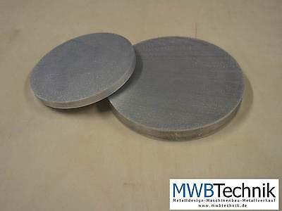 Stab 35 mm €29,60 je m Aluminium Rundmaterial Aluminiumstange AlCuMgPb