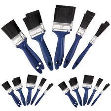 Set de 30 pinceaux bleu professionnels 5 tailles différentes peinture maison