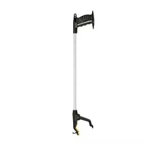 Pick Up Reaching Tool Long Arm Litter Picker Grabber Gripper Handy Tool Aluminum