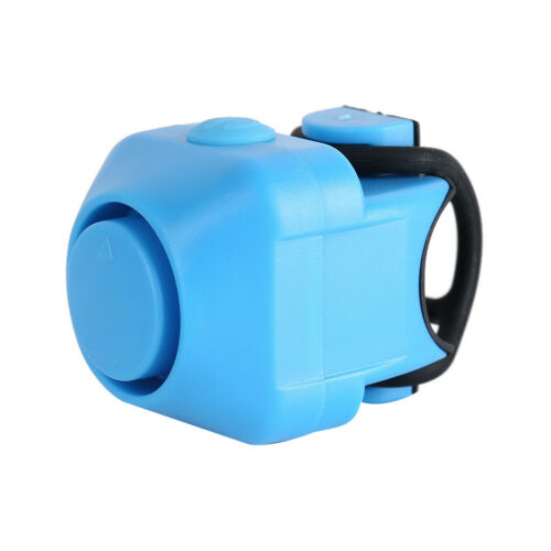 Cycling Bike Bicycle Electric Horn Waterproof Bicycle Handlebar Bell Loud Safety