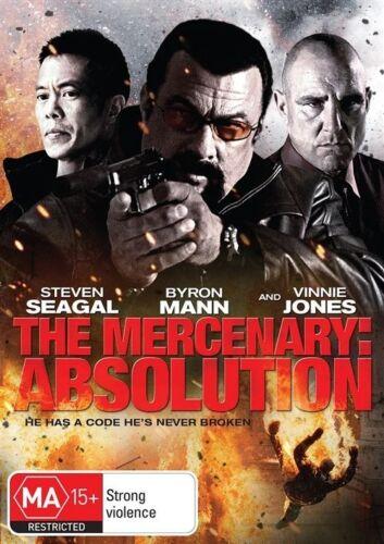 1 of 1 - The Mercenary: Absolution =  DVD R4