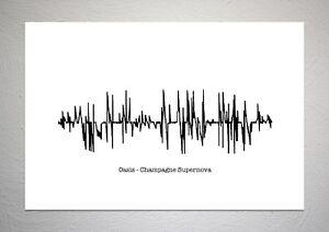 Oasis-Champagne-Supernova-Sound-Wave-Print-Poster-Art