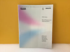 Fluke and Philips 1988 Test & Measurement Instrumentation Catalog