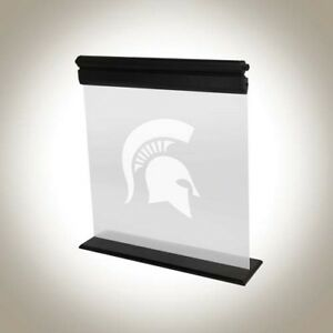 Stupendous Details About Michigan State Spartans Acrylic Led Sign Light Lamp University Mancave Office Home Interior And Landscaping Palasignezvosmurscom