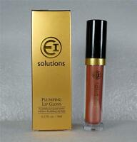 Ei Solutions Spicy Cinnamon Instant Plumping Action Vitamin Plumping Lip Gloss