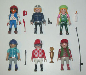 Playmobil-Figurine-Personnage-Country-Campagne-Modele-au-Choix-NEW