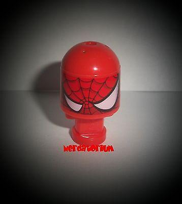 BONKAZONKS Marvel Universe #005 SPIDER-MAN Spinner #5 Series 1 Avengers NEW MINT