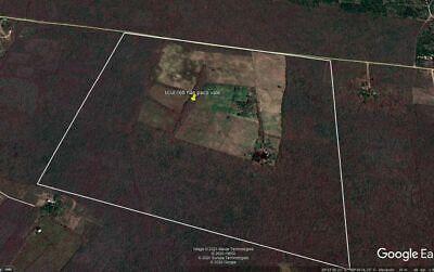 RANCHO SAN GASPAR DE 168 HAS PROPIEDAD PRIVADA EN TICUL YUCATAN