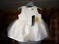 George Infant Girls Pageant Dress Size 3-6 Months Easter Dress Kids Clothing