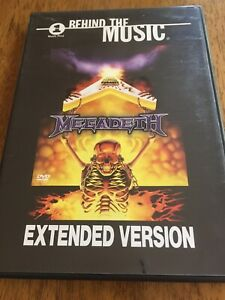 Megadeth-Behind-The-Music-Extended-Edition