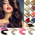 20Pcs-40Pcs European Remy Human Hair Seamless Tape-in Extensions Straight AUShip