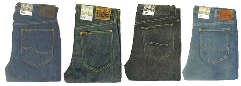 Lee Jeans Cash - Regular Slim Tapered Wide 28 29 30 31 32 33 34 36 Select