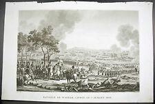 Bataille de Wagram guerre de la Cinquième Coalition Napoléon Bonaparte 1815
